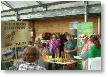 Apple Weekend and Honey Show 2016 at Buckingham Garden Centre