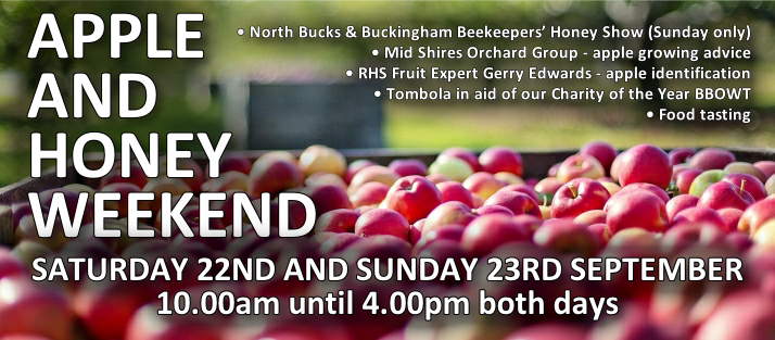 Apple Weekend and Honey Show