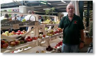 Apple and Bee Weekend at Buckingham Garden Centre 24th and 25th September