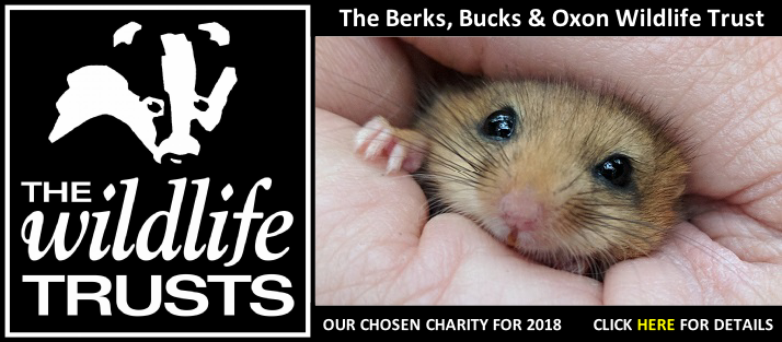 BBOWT supported charity 2018