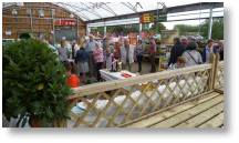 North Bucks Bee Keepers Association hold their annual show at Buckingham Garden Centre