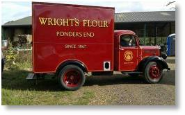Caked in Bread who supply fresh bread to Buckingham Garden Centre use Wright's Flour