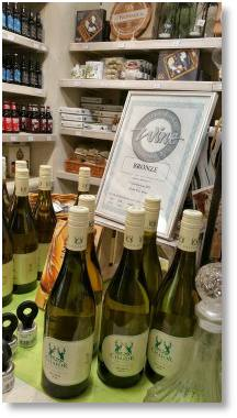 Chafor wines available from Buckingham Garden Centre