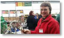Claire Conway-Crapp of the Midshires Orchard Group