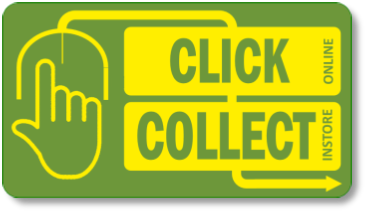 Click and Collect available at Buckingham Garden Centre