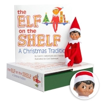 Buckingham Garden Centre - official Elf adoption centre!