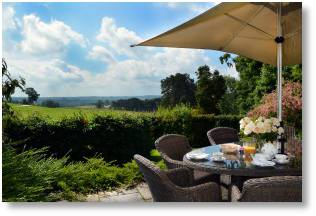 Create the right ambience for your garden parties