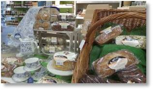Fatherson Bakery on sale at Buckingham Garden Centre
