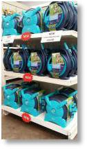 Flopro watering range available at Buckingham Garden Centre