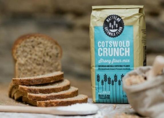 FWP Matthews flour available at Buckingham Garden Centre