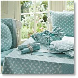 Walton and Co. linen range now available in our expanded Kitchenware and Food Hall section at Buckingham Garden Centre