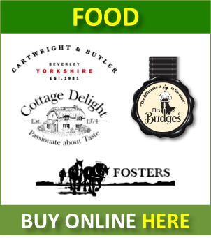 Food available to buy online from Buckingham Garden Centre
