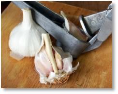 Garlic - friend or foe?