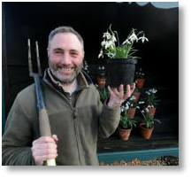 Gary Leaver of Hill Close Gardens will be giving a talk at the Garden Centre