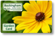 Garden Card offers at Buckingham Garden Centre