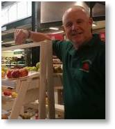 Gerry Edwards will be at Buckingham Garden Centre's Apple and Honey Show Weekend 2015