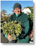 Helen Rawlins - Plant Area Supervisor at Buckingham Garden Centre