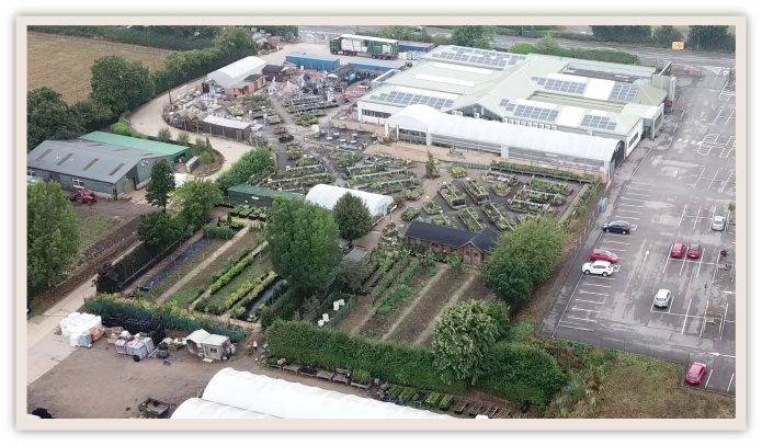 Buckingham Garden Centre - celebrating 50 years in Buckingham!