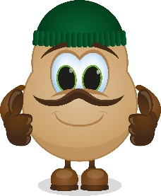 Name our potato character - Buckingham Garden Centre's Junior Gardening Club