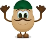 Buckingam Garden Centre's Junior Gardening Club name the potato man competition!