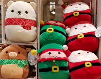 Squishmallows available to buy from Buckingham Garden Centre