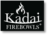 Kadai Firebowls available from Buckingham Garden Centre