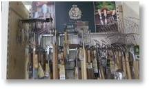Kent and Stowe tools now on sale at Buckingham Garden Centre