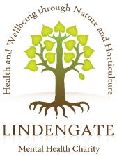 Lindengate - chosen charity of Buckingham Garden Cenytre for 2019