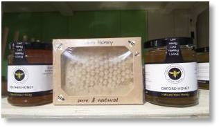 Oxford Honey on sale at Buckingham Garden Centre