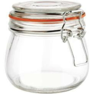 Kilner jar and accessories available from Buckingham Garden Centre
