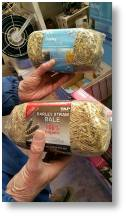 Barley Straw available at Buckingham Garden Centre