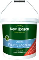 New Horizon products are available at Buckingham Garden Centre