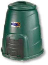 Compost bins are available at Buckingham Garden Centre