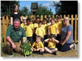 Maids Moreton School - Buckingham Garden Centre's schools challenge winners 2018