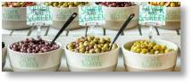 Silver and Green olives now available at Buckingham Garden Centre