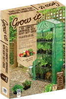 Mini greenhouses available from Buckingham Garden Centre