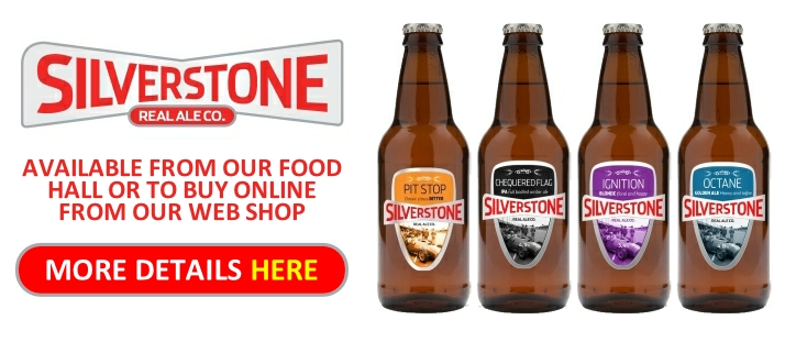Beers - Silverstone Real Ale Company