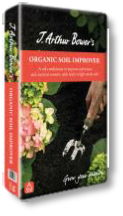 J. Arthur Bower's Organic Soil Improver on sale at Buckingham Garden Centre