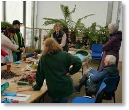 Previous Clare Price Workshop at Buckingham Garden Centre