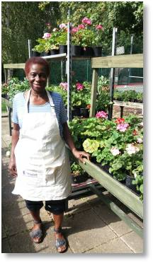 Thrive - Buckingham Garden Centre's chosen charity 2017