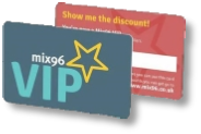 Use your Mix 96 VIP card at Buckingham Garden Centre