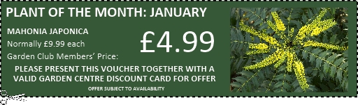 Buckingham Garden Centre - Exclusive garden club vouchers