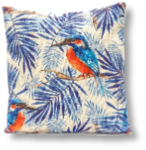 Walton and Co cushions available from Buckingham Garden Centre