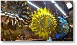New sun spinners available at Buckingham Garden Centre