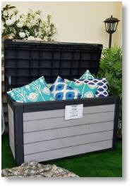 Large Keter range now available at Buckingham Garden Centre