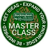 Garden Master Classes throughout the year at Buckingham Garden Centre