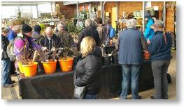 Graft and Grow Day 2019 at Buckingham Garden Centre