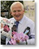 Peter White - Orchid master - Wednesday 7th March at Buckingham Garden Centre