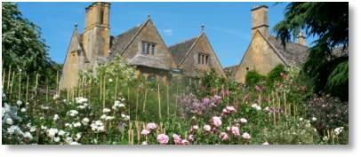 Winslow Community Bus Trips - Hidcote Manor and Kiftsgate Garden