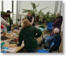 Clare Price Workshops at Buckingham Garden Centre